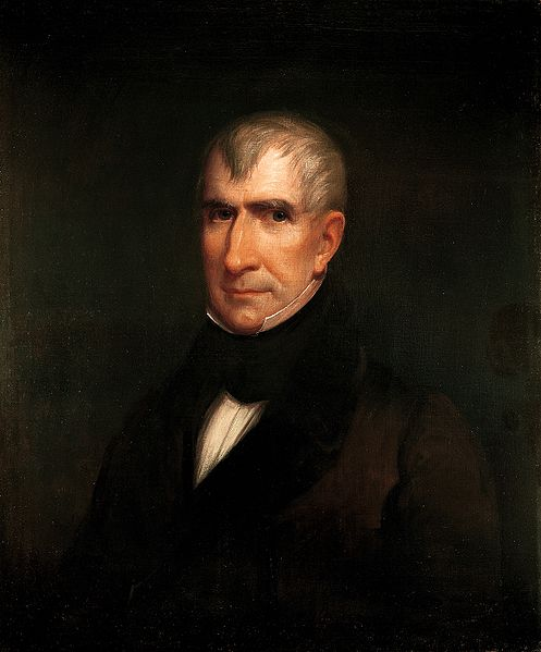 09 William Henry Harrison