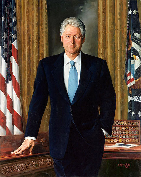 42 Bill Clinton